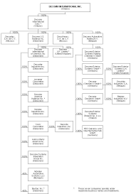 Ford Corporate Structure Chart Ford The Organization And Its Coursework Example