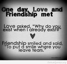 Love And Friendship Quotes Custom Love And Friendship Quotes