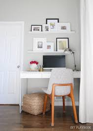 diy office space. Desk Area For Your Bedroom Work Station   DIY Playbook Diy Office Space S