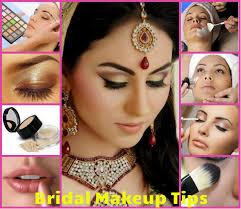 steps for bridal makeup in hindi tutorial trick