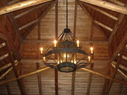chandelier mesmerizing rustic wrought iron chandelier farmhouse chandelier round black chandeliers with white candle