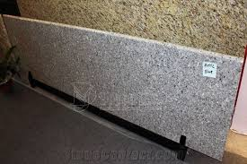 china artic blue grey granite kitchen prefab countertops