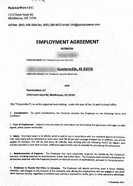 work from home scam exposed online shipping company is a fraud jane showed us this employment agreement the company asked her to sign