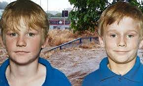 Jordan Rice gave up life to save brother from raging Brisbane floods |  Daily Mail Online