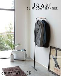 Slim Coat Rack Arneinterior Rakuten Global Market Coat Hanger Wall Tower Coat 1