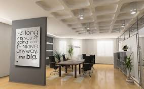 office reception. Contemporary Reception Office Reception Tip 3 Wall Art Counters That Emptiness Intended