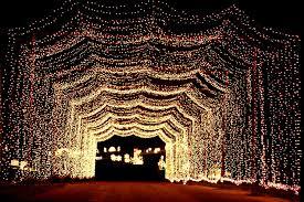 Christmas Light Installation O Fallon Mo Holiday Night Lights At Rotary Park In Wentzville
