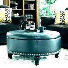 oversized ottoman coffee table large leather ottoman coffee table square ottomans teal large round ottoman coffee