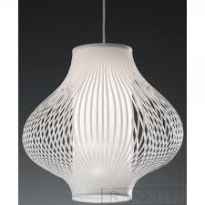 franklite pch63 1134 white pvc modern