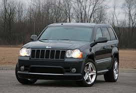 Jeep Grand Cherokee WK - SRT8