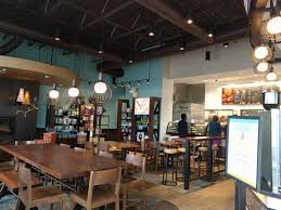 The orders were taken correctly because they were repeated. Caribou Coffee Einstein Bros Bagels In Richfield
