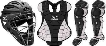 Mizuno Samurai Samsetfpi Womens Fastpitch Softball Intermediate Catchers Gear Set
