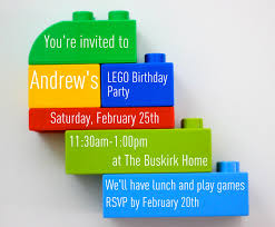 chic lego star wars party invitations features party dress easy on the eye homemade lego birthday party invitations lego birthday party invitations