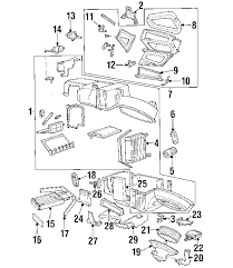 2001 mercury sable engine diagram • descargar com parts® mercury sable evaporator heater ponents oem parts