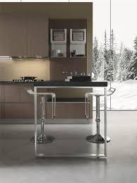 Soluzioni living come estensione dellambiente cucina e luogo di relax