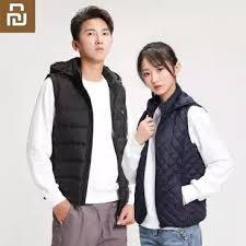sznetNew Xiaomi Mijia <b>Youpin</b> PMA <b>graphene heating</b> casual vest ...