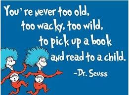 Image result for dr seuss quotes about reading