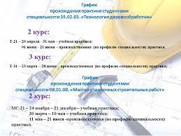 Производственная практика Договор о прохождении практики