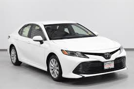 New 2018 Toyota Camry For Sale in Amarillo, TX | #19787