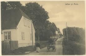 Jeløy (postkort) - Mossebibliotekene / DigitaltMuseum