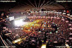 Oakland Arena Seating Chart 11 En Iyi Oracle Arena Görüntüsü Oklahoma City Thunder