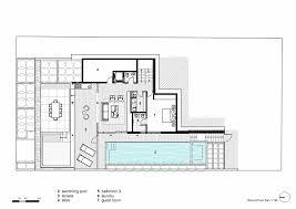 Modern House Floor Plans   Home Design Ideas    Modern House Floor Plans Popular Ideas Modern House Open Floor Plans Ground Floor Plan