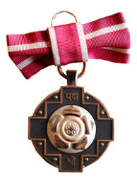 Image result for Padma Award emblem picture