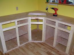 kitchen cabinet how to build your own kitchen units diy cabin plans how to build