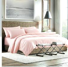 pale pink comforter set light pink bedspread cotton light pink bedding set sheets king queen size