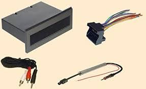 amazon com single din radio installation part for vw volkswagen 2002 jetta stereo wiring harness at 2002 Jetta Radio Wiring Harness