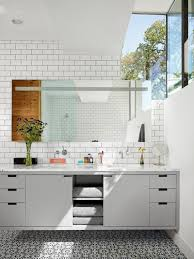 Bathroom  Frame Bathroom Mirror And Blue Wall Plus White Bathroom - Bathroom mirror design ideas