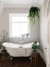 how to achieve the hotel bathroom look in your own home freestanding bath