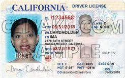 Scannable Fake Identification Id California Buy