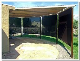 patio wind screens wind block for patio
