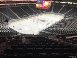 T Mobile Seating Chart Basketball T Mobile Arena Section 105 Vegas Golden Knights