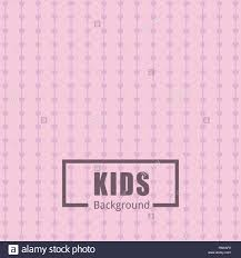 Elements Of Design For Kids Seamless Pattern With Cute Elements For Kids For Web Design