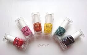 Color Club夏の新色を使ってキラキラホログラムネイル Arine アリネ