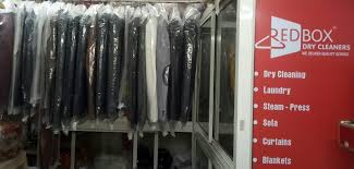 redbox dry cleaners