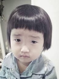 可愛いすぎる前髪ぱっつんなちびっこ画像子供の髪型 Naver まとめ