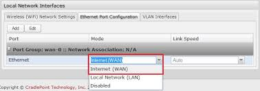 support series 3 how to connect a wired wan modem to a user added image