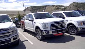 2018 ford pickup truck. fine 2018 2018 ford f150 diesel towing trailer spy to pickup truck