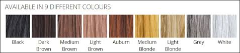 Toppik Color Chart Toppik Hair Fibers 55g Size Giant