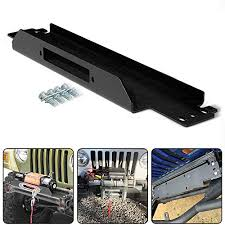 Best Winch Mounting Plates 2019 Ultimate Buyers Guide