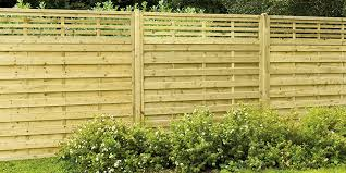installing a wooden fence is a popular way to mark out your garden boundary and with a choice of colourful exterior paints you can transform your fence into