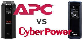 Apc Vs Cyberpower The Best Battery Backup Ups Vsearch
