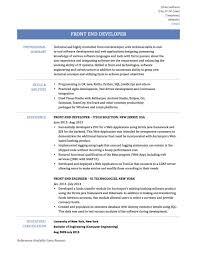 Fine Web Developer Resume Sample India Image Documentation