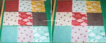sewing: circular quilted placemats tutorial - imagine gnats & PlacematTutorial4 Adamdwight.com