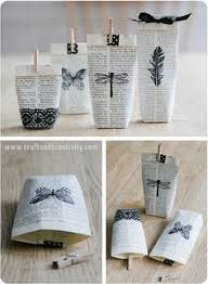 great upcycling ideas for vine old book pages listing モノトーン使いでオシャレ度up マスキングテープ活用術