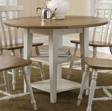 trendy drop leaf round table and chairs starrkingschool inside small dining table with leaf