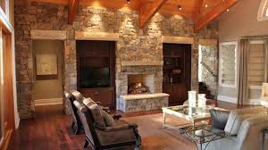Catchy Interior Stone Wall Brick And Stone Wall Ideas For A Houses Interiors